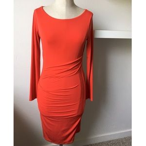 Velvet by Graham & Spencer Red Dress